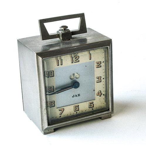 French art Deco alarm clock Jazz  mechanical movement