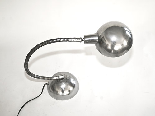 FRENCH MODERNIST JUMO DESK LAMP mid century , flex arm