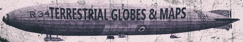 Terrestrial globes and maps