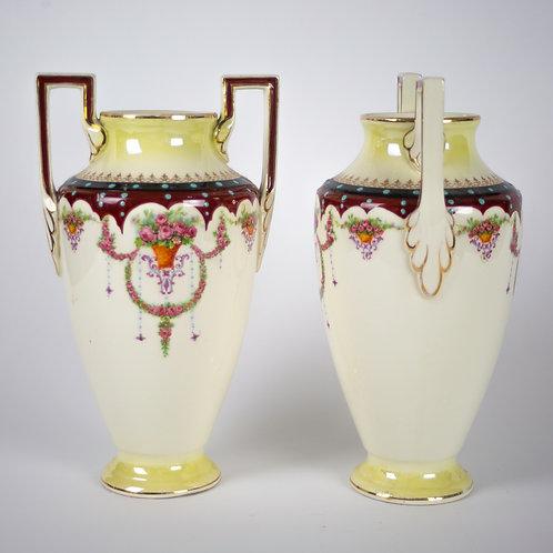 CHARLES CATTEAU  BOCH FRERES art deco ceramics vase sevres