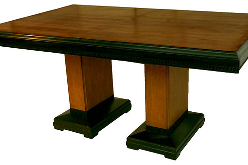 FRENCH ART DECO DESK TABLE CUBIST Pierre Legrain