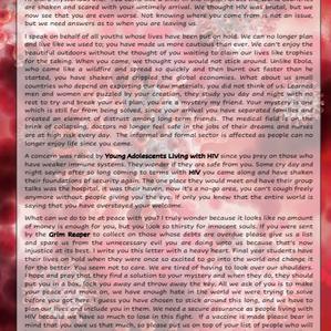Dear Coronavirus...