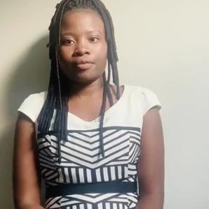 Meet Joy - championing Africaid's new Zvandiri-ECHO Hub