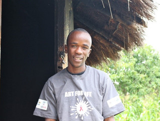 Story of resilience: Young man champions HIV & AIDS awareness