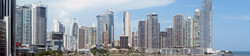 Panama's modern skyline