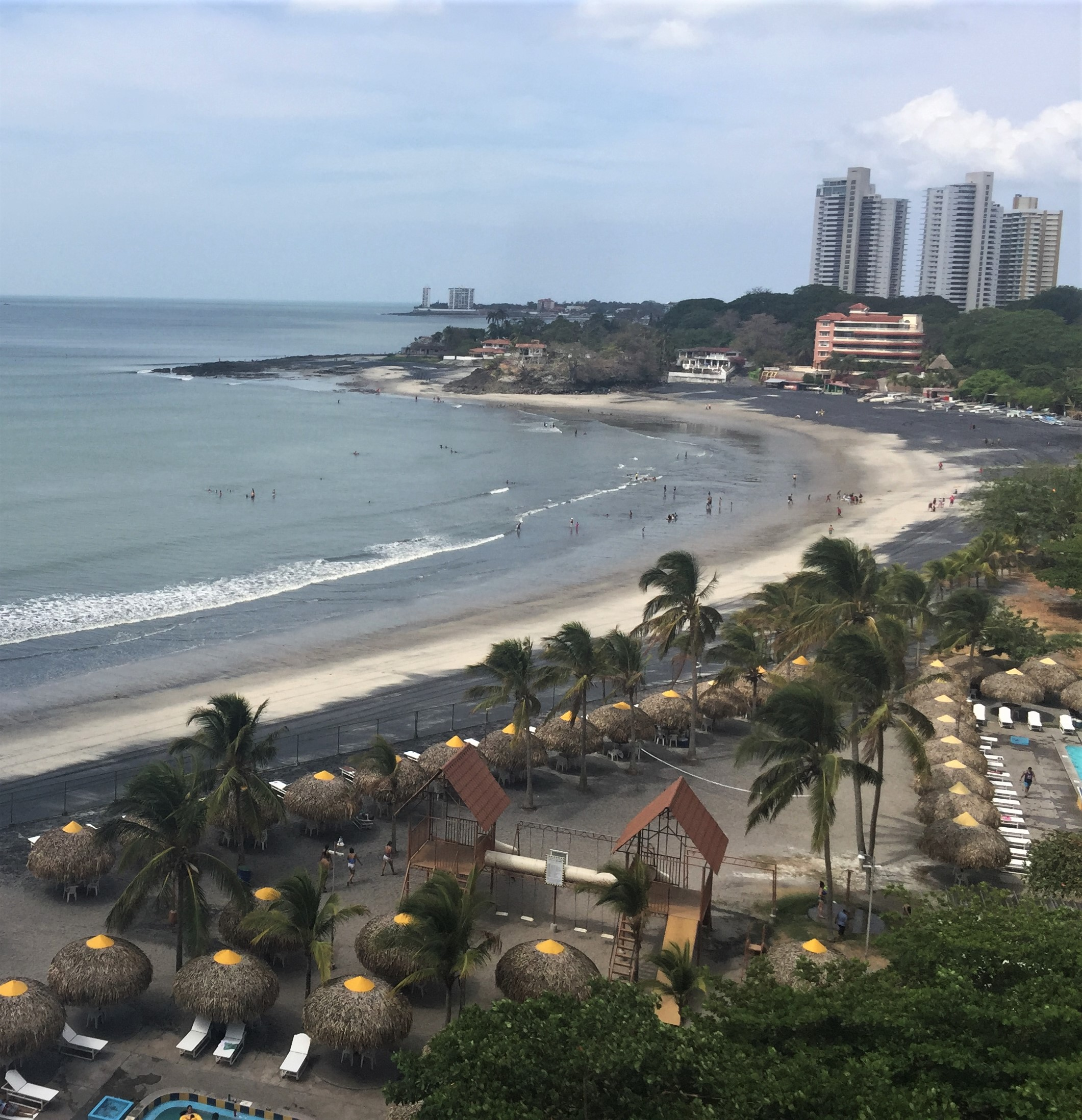 Playa Gorgona Panama