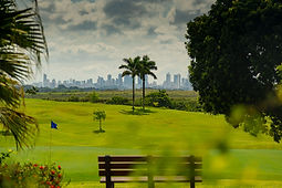Tucan Golf & Panama City View
