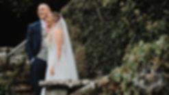 relaxed bride, brecon weddingvidegrapher