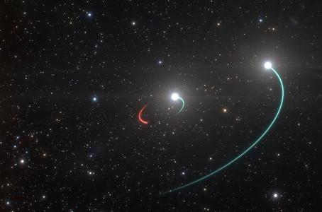 Descoberto o Buraco Negro mais próximo da Terra