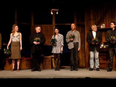Neues Jahr, neues Stück, neues Theater: Die Vögel