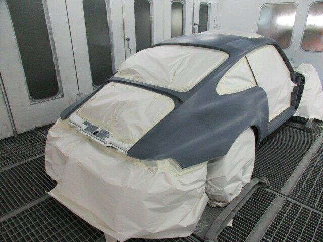 Porsche vorher