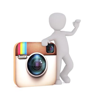 Influencer auf Instagram