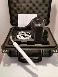 Radonmessgerät für professionelle Radonsanierung