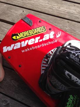 Wakeboardinf mit waver