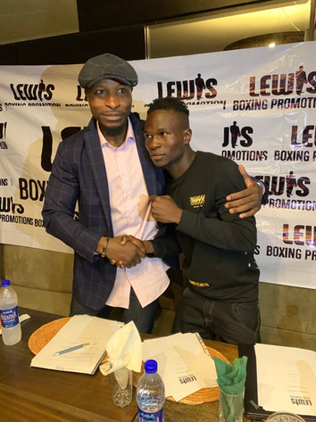 Henry Lewis Boxing Promotions