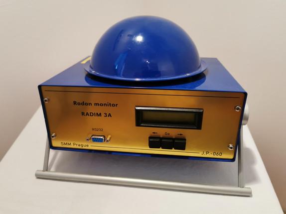Radonmessgerä