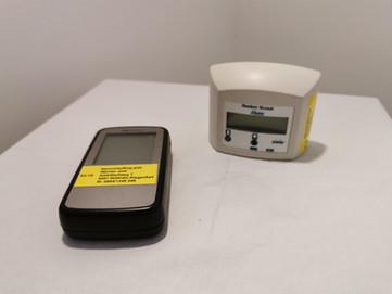 Radonmessgerät