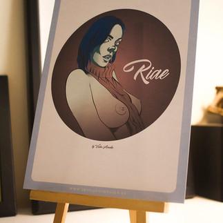 Riae Fanart