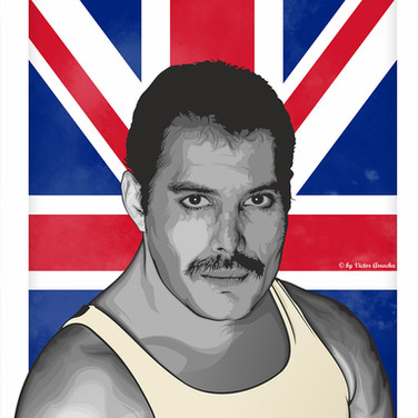 Freddie Mercury (2014)