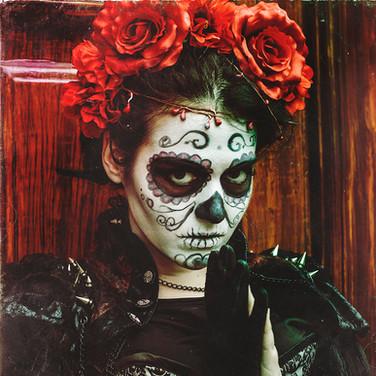 La Santa Muerte (2014)