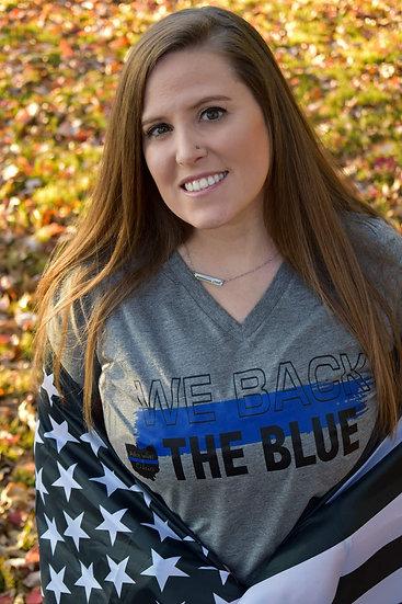PWOO We Back the Blue