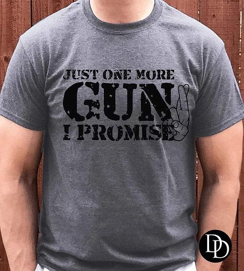 Just one more Gun