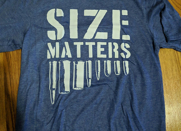 Size Matters Unisex Tee