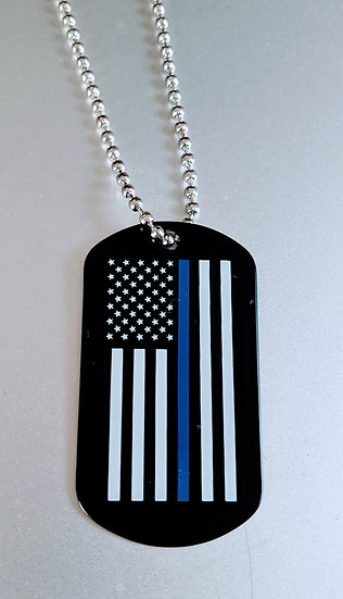 TBL dog tag