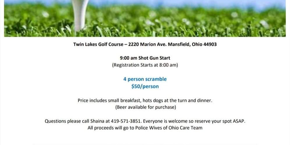 6th Annual Care Team Golf Outing