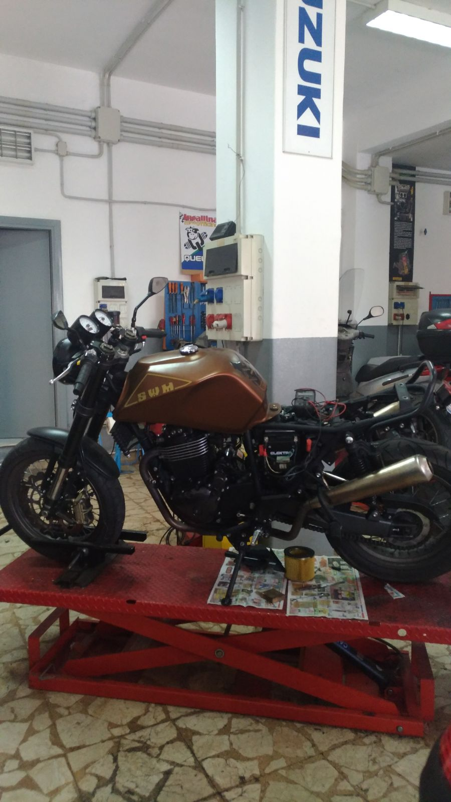 Diagnosi Moto S.w.M