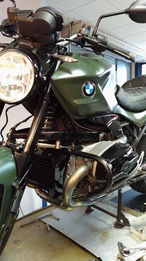 Riparazione BMW Motofficina CT