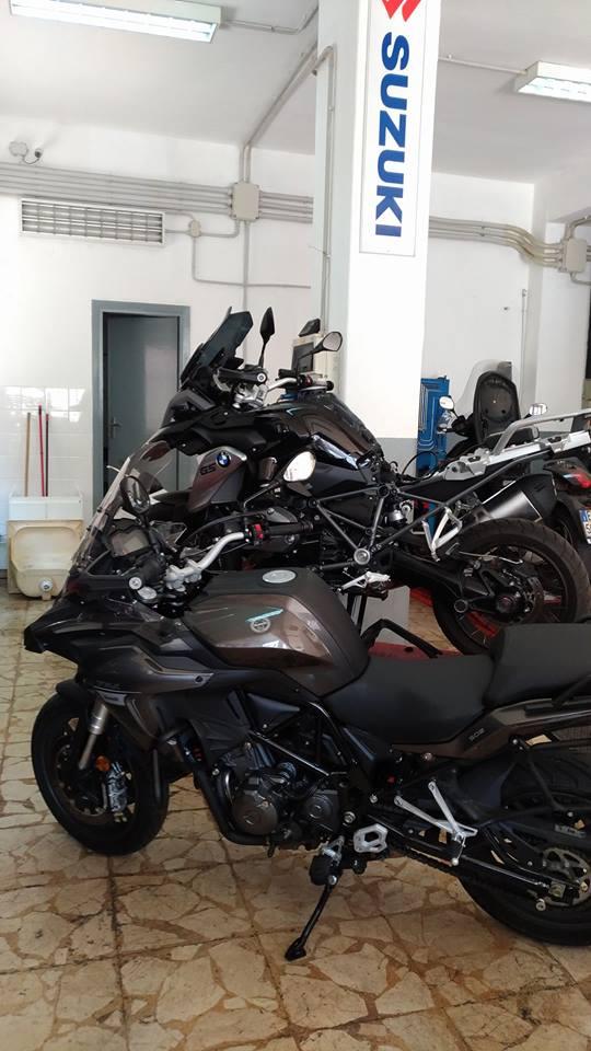 Riparazione Moto Bmw
