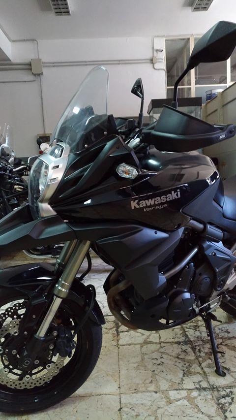 Riparazione Kawasaki Motofficina Ct