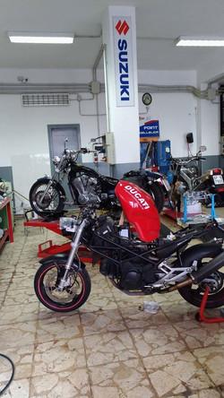 Riparazione Motoveicoli Motofficina