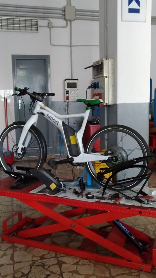 Riparazione Bici Elettriche CT