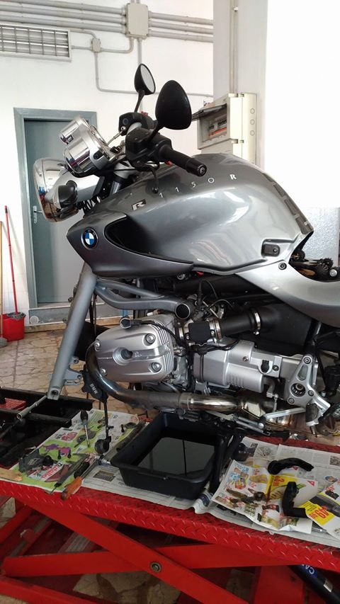 Diagnostica BMW Motofficina Ct