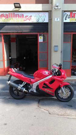 Esposizione Moto Motofficina CT