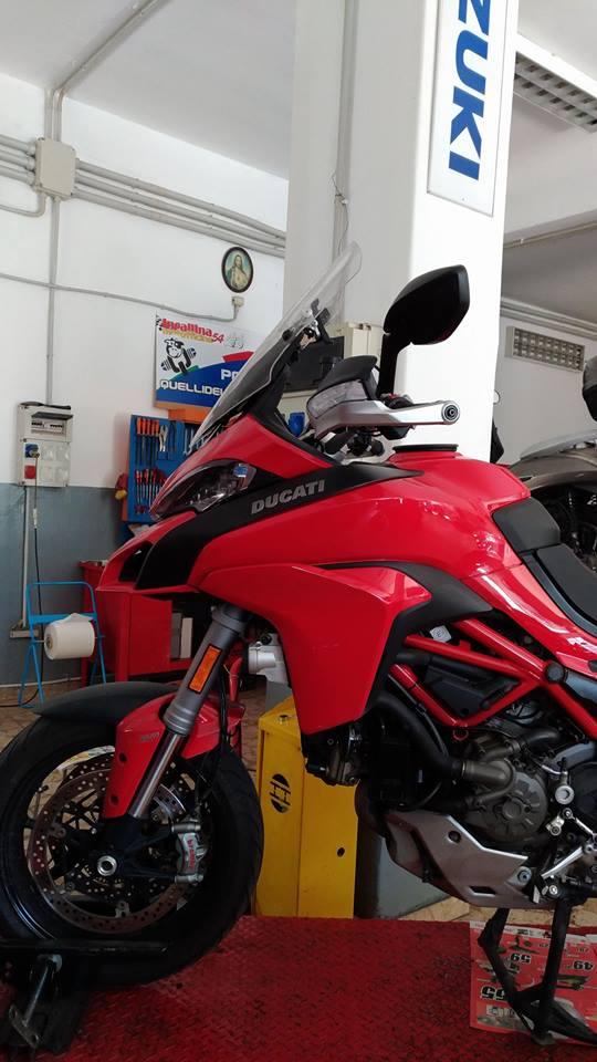 Riparazione Moto Ducati