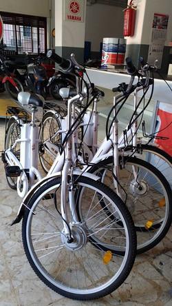 Bici Elettriche In Esposizione