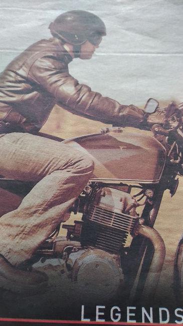 Motofficina Ingallina 54 Ruggine 54 Catania Via Francesco Battiato 2, Restauro moto e bici d'epoca
