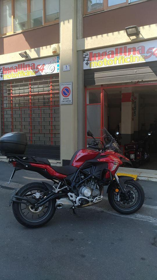 Esposizione Moto Ducati Motofficina