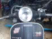PIAGGIO Vespa  P 125 X Motofficina Ingal