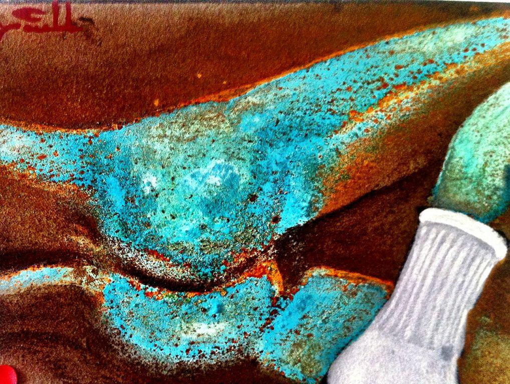 Rust Nude 17