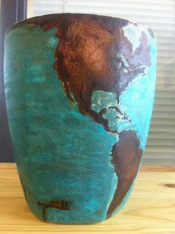 Ceramic Ice Bucket