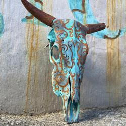 Guy's horns