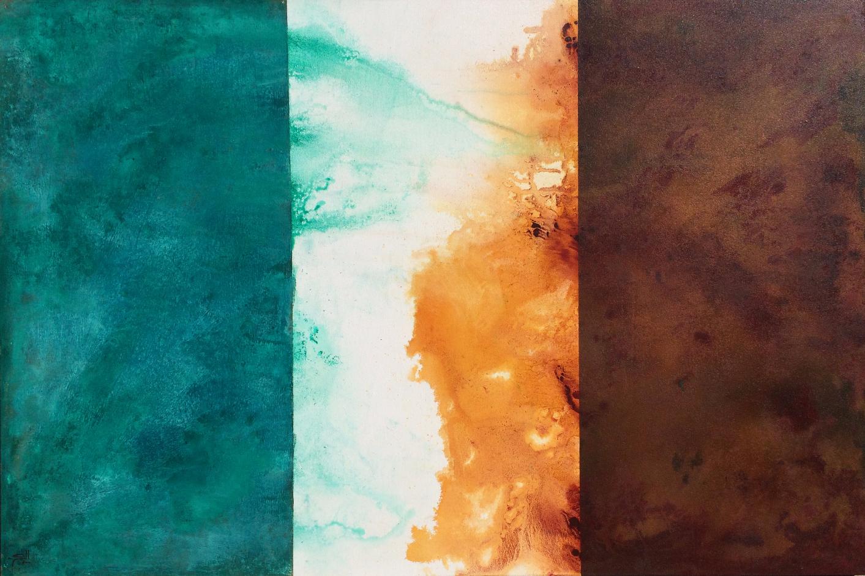 Italia -mixed rust medium and acrylic on canvas 1.2m x 1.8m- HR_edited