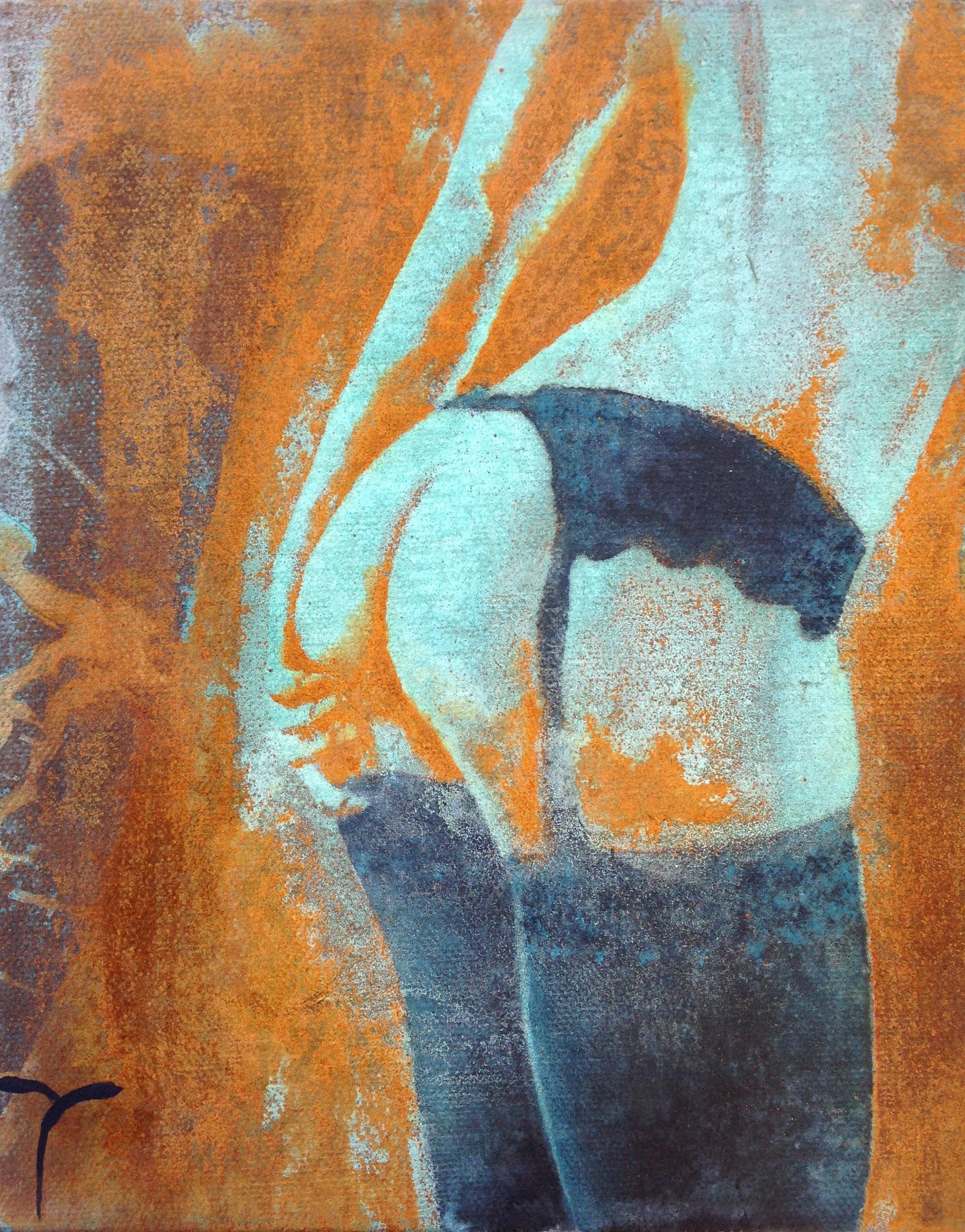 Rust Nude 18