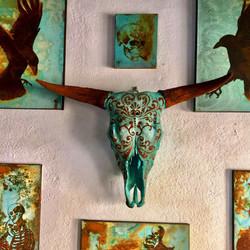Bull horns - 2