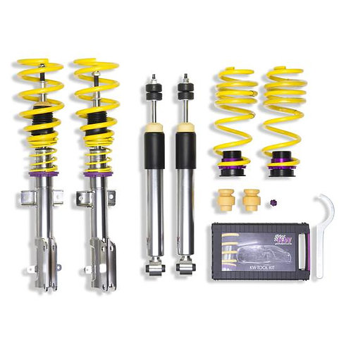 KW Ford Mustang S197 GT500 08-12 (w/o electronic dampers) V3 coilovers