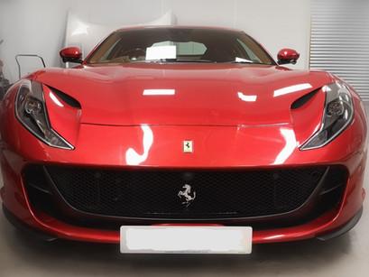 Ferrari Steering and Suspension